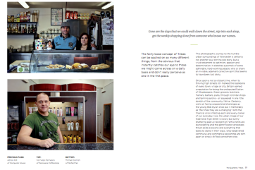 Portrait of a High Street | The Quarterly Issue #03