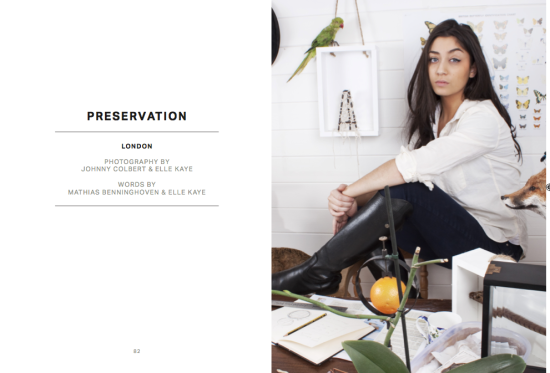 Preservation, Wildland Mag Issue #03